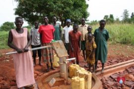 drop in the bucket amokoge primary school lira uganda africa water well-13
