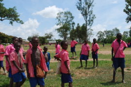Drop in the Bucket Africa Water Well Uganda Lira Amononeno Primary School-38