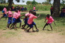 Drop in the Bucket Africa Water Well Uganda Lira Amononeno Primary School-49