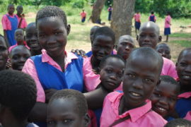 Drop in the Bucket Africa Water Well Uganda Lira Amononeno Primary School-56