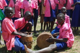 Drop in the Bucket Africa Water Well Uganda Lira Amononeno Primary School-86