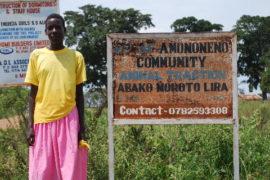 Drop in the Bucket Africa Water Well Uganda Lira Amononeno Primary School-45