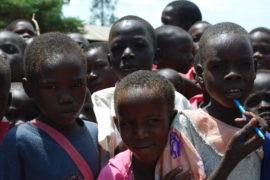 Drop in the Bucket Africa Water Well Uganda Lira Amononeno Primary School-963
