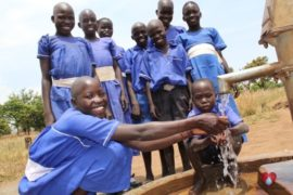 waterwells africa south sudan drop in the bucket adire primary school-
