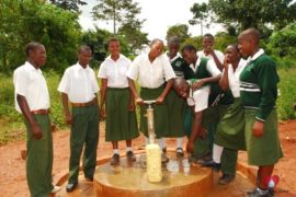 water wells africa uganda drop in the bucket kamda community secondary school-13