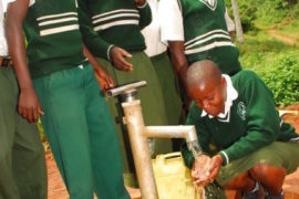 water wells africa uganda drop in the bucket kamda community secondary school-27