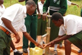 water wells africa uganda drop in the bucket kamda community secondary school-45