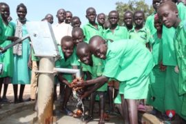 water wells africa south sudan drop in the bucket apata primary school-111