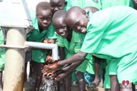 water wells africa south sudan drop in the bucket apata primary school-114