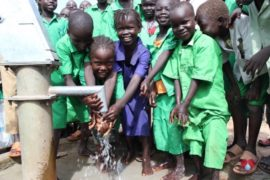 water wells africa south sudan drop in the bucket apata primary school-53