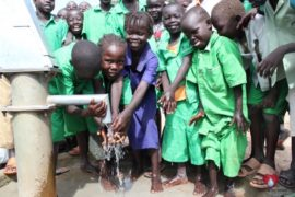 water wells africa south sudan drop in the bucket apata primary school-54