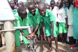 water wells africa south sudan drop in the bucket apata primary school-86