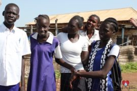 water wells africa uganda drop in the bucket aweil national secondary school-62