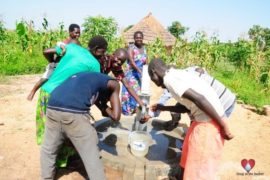 drop in the bucket water wells uganda angai ongosor community-41