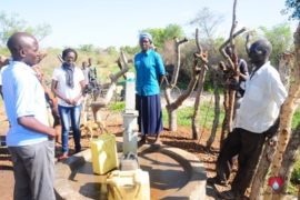 water wells africa uganda drop in the bucket atake kongo community well-44