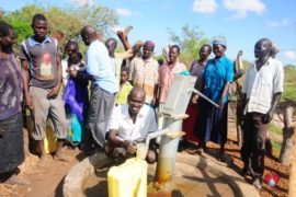 water wells africa uganda drop in the bucket atake kongo community well-74