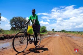drop in the bucket africa water wells uganda akareu community-35