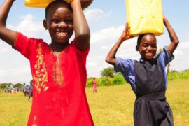 drop in the bucket water well drilling uganda kaloko primary school-63