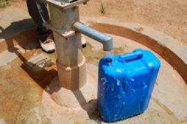 Drop in the Bucket completed water wells gulu Uganda Graceland Girls College-08