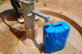 Drop in the Bucket completed water wells gulu Uganda Graceland Girls College-09