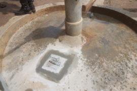 Drop in the Bucket completed water wells gulu Uganda Graceland Girls College-14