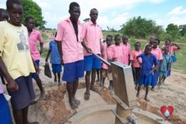Drop in the Bucket Adagnyeko Primary School Dokolo Uganda Africa Water Well Photos-33