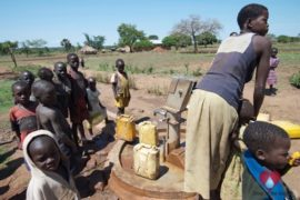 Drop in the Bucket Akwiaworo Primary School Gulu Uganda Africa Water Well Photos-05