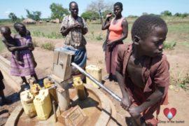 Drop in the Bucket Akwiaworo Primary School Gulu Uganda Africa Water Well Photos-29