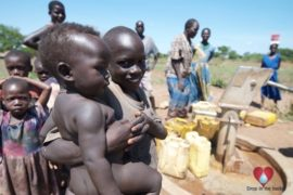 Drop in the Bucket Akwiaworo Primary School Gulu Uganda Africa Water Well Photos-39