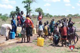 Drop in the Bucket Akwiaworo Primary School Gulu Uganda Africa Water Well Photos-75