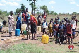 Drop in the Bucket Akwiaworo Primary School Gulu Uganda Africa Water Well Photos-76