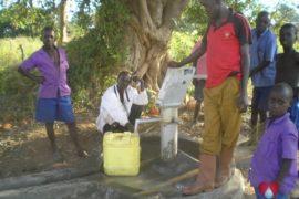 Drop in the Bucket Alebere Primary School Gulu Uganda Africa Water Well Photos-01