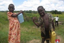 Drop in the Bucket Alebere Primary School Gulu Uganda Africa Water Well Photos-18
