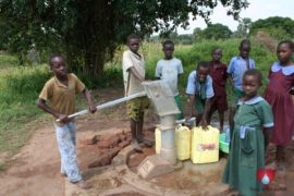 Drop in the Bucket Amach Primary School Lira Uganda Africa Water Well-10
