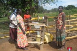 Drop in the Bucket Amach Primary School Lira Uganda Africa Water Well-40