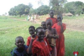 Drop in the Bucket Amach Primary School Lira Uganda Africa Water Well-48