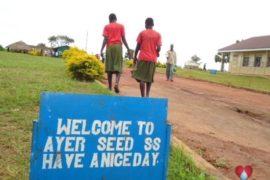 Drop in the Bucket Ayer Seed Secondary School Lira Uganda Africa Water Well-01