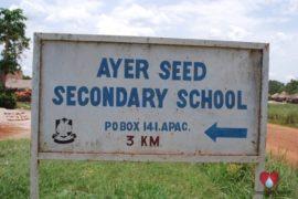 Drop in the Bucket Ayer Seed Secondary School Lira Uganda Africa Water Well-02