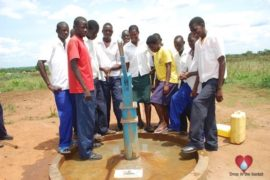 Drop in the Bucket Ayer Seed Secondary School Lira Uganda Africa Water Well-20