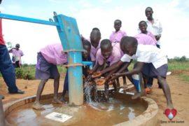 Drop in the Bucket Ayer Seed Secondary School Lira Uganda Africa Water Well-30