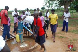 Drop in the Bucket Ayer Seed Secondary School Lira Uganda Africa Water Well-34