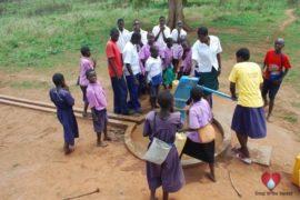 Drop in the Bucket Ayer Seed Secondary School Lira Uganda Africa Water Well-35