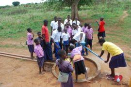 Drop in the Bucket Ayer Seed Secondary School Lira Uganda Africa Water Well-36