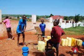 Drop in the Bucket Charity Africa Uganda Lugazi Primary School Water Well Photos- 71