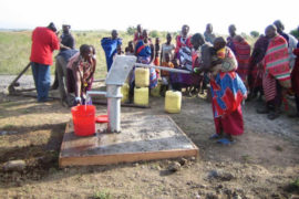 Drop in the Bucket completed water wells Tanzania Munge Village Charity-04