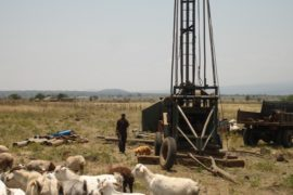 Drop in the Bucket completed wells Tanzania Orkolili-07
