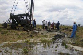 Drop in the Bucket completed wells Tanzania Orkolili-09