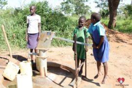 Water Wells Africa Uganda Drop In The Bucket Agwata Primary School-81