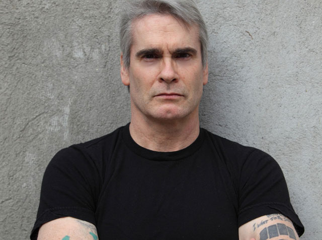 Henry Rollins-photo by Heidi May