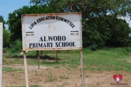 Drop in the Bucket Africa water wells completed projects Alworo primary school